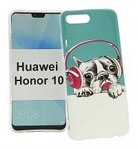 TPU Designdeksel Huawei Honor 10