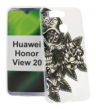TPU Designdeksel Huawei Honor View 20
