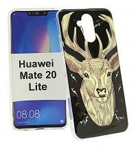 TPU Designdeksel Huawei P20 Pro