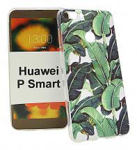 TPU Designdeksel Huawei P Smart