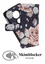 Skimblocker Magnet Designwallet Moto E5 Play / E5 Play Go (XT1920-16)