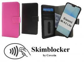 Skimblocker Magnet Wallet Xiaomi Mi A2 Lite