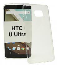 Ultra Thin TPU Deksel HTC U Ultra