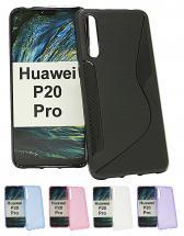 S-Line Deksel Huawei P20 Pro