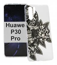 TPU Designdeksel Huawei P30 Pro (VOG-L29)