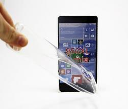 Ultra Thin TPU Deksel Microsoft Lumia 950 XL