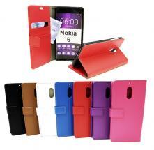 Standcase Wallet Nokia 6