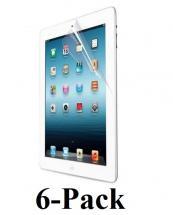 6-pakning Skjermbeskyttelse iPad Mini