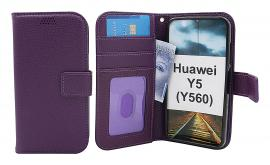 New Standcase Wallet Huawei Y5 (Y560)