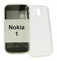 TPU-deksel for Nokia 1