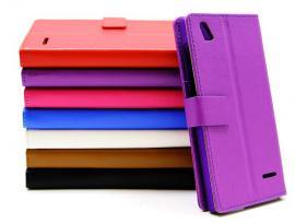 Standcase wallet ZTE Blade Vec 4G