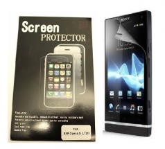 Sony Xperia S (LT26i) Skjermbeskyttelse