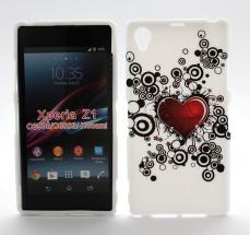 TPU Designcover Sony Xperia Z1 (C6903,L39h)