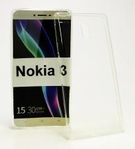 Ultra Thin TPU Deksel Nokia 3