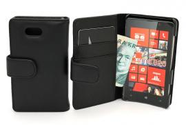 Lommebok-etui Nokia Lumia 820
