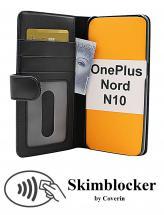 Skimblocker Lommebok-etui OnePlus Nord N10