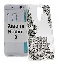 TPU Designdeksel Xiaomi Redmi 9