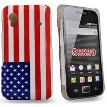 Hardcase Deksel Samsung Galaxy Ace (s5830)