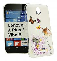 TPU Designdeksel Lenovo B / Vibe B (A2016a40)