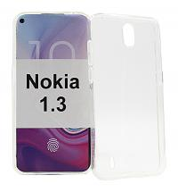 TPU-deksel for Nokia 1.3