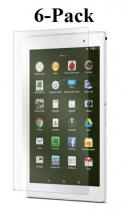 6-pakning Skjermbeskyttelse Sony Xperia Tablet Z3 Compact (SGP611)