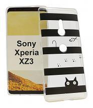 TPU Designdeksel Sony Xperia XZ3