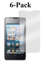 Skærmbeskyttelse Huawei Ascend Y300 (U8833)