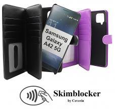 Skimblocker XL Magnet Wallet Samsung Galaxy A42 5G