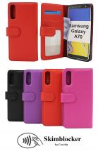 Skimblocker Lommebok-etui Samsung Galaxy A70 (A705F/DS)