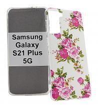 TPU Designdeksel Samsung Galaxy S21 Plus 5G (G996B)