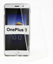Ultra Thin TPU Deksel OnePlus 3