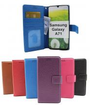 New Standcase Wallet Samsung Galaxy A71 (A715F/DS)
