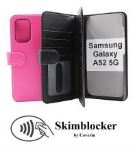 Skimblocker XL Wallet Samsung Galaxy A52 5G (A525F/A526B)
