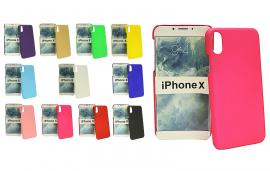 Hardcase Deksel iPhone X