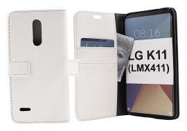 Standcase Wallet LG K11 (LMX410)