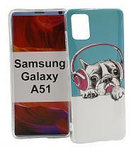 TPU Designdeksel Samsung Galaxy A51 (A515F/DS)