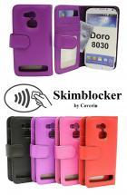 Skimblocker Lommebok-etui Doro 8030