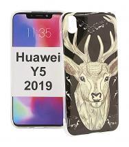 TPU Designdeksel Huawei Y5 2019