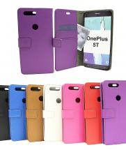 Standcase Wallet OnePlus 5T