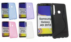 S-Line Deksel Samsung Galaxy A9 2018 (A920F/DS)