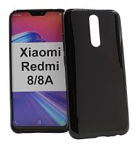 TPU-deksel for Xiaomi Redmi 8/8A