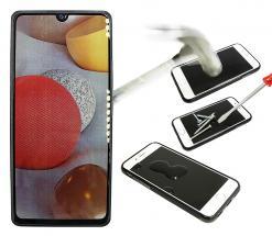 Full Frame Skjermbeskyttelse av glass Samsung Galaxy A42 5G