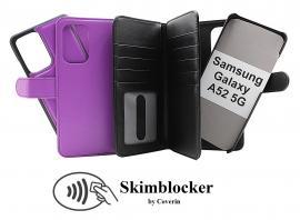 Skimblocker XL Magnet Wallet Samsung Galaxy A52 5G (A525F/A526B)