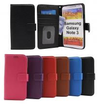 New Standcase Wallet Samsung Galaxy Note 3 (n9005)