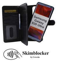Skimblocker XL Magnet Wallet Samsung Galaxy S20 Ultra (G988B)