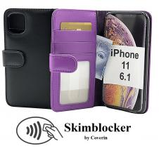 Skimblocker Lommebok-etui iPhone 11 (6.1)