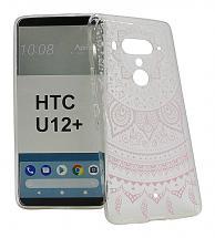 TPU Designdeksel HTC U12 Plus / HTC U12+