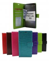 Crazy Horse Wallet Huawei P40 Lite 5G