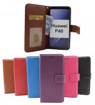 New Standcase Wallet Huawei P40