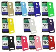 Hardcase Deksel Motorola Moto Z3 Play